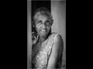Sri-Lankan Lady